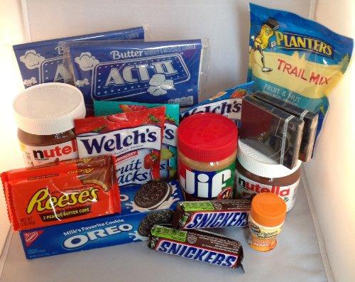 Movie Night Kit! Enjoy Great Snacks with Your Favorite Movie - Movie Night Care - Movie Your Favorite