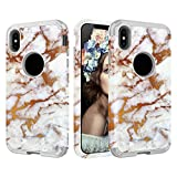 Best Merit Iphone 6 Case With Covers - for iPhone Xs Max 6.5inch Marbling Armor Case Review