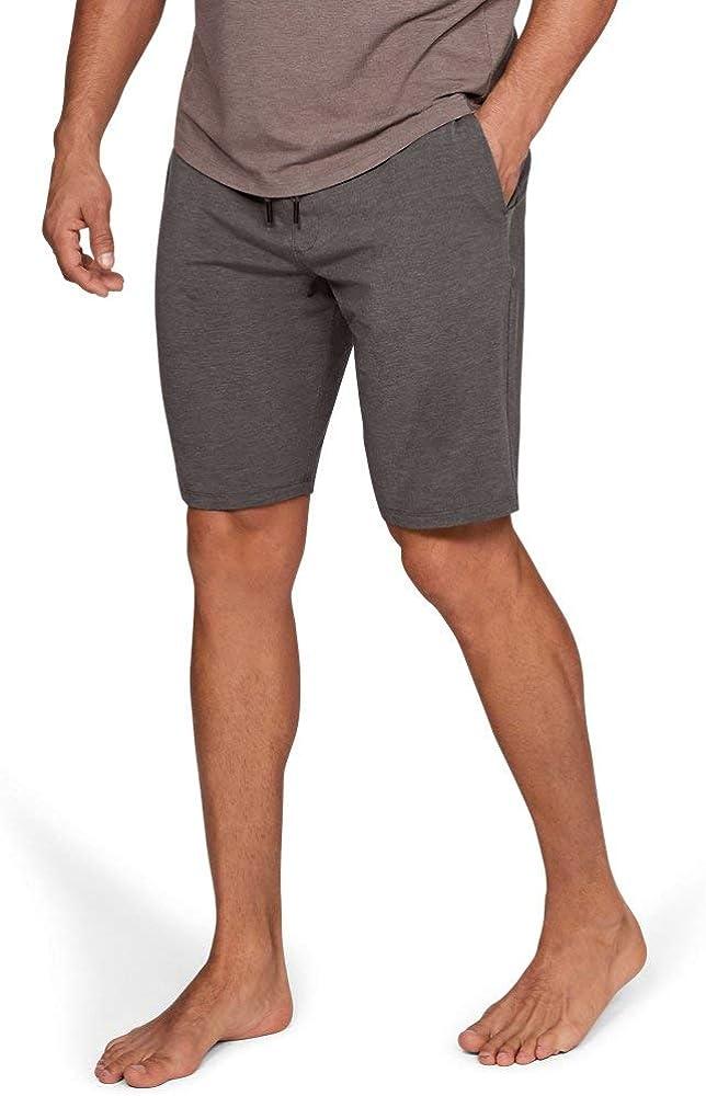 Under Armour mens Under Armour Men's Recovery Sleepwear Elite Short