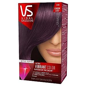 18. Vidal Sassoon Pro Series Hair Color 3vr Deep Velvet Violet 1 Kit