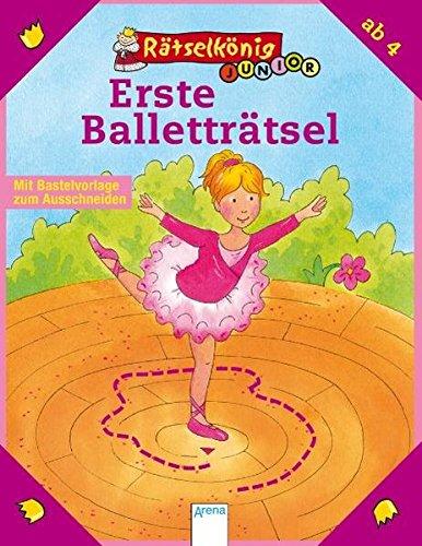 Erste Balletträtsel (Rätselkönig junior)