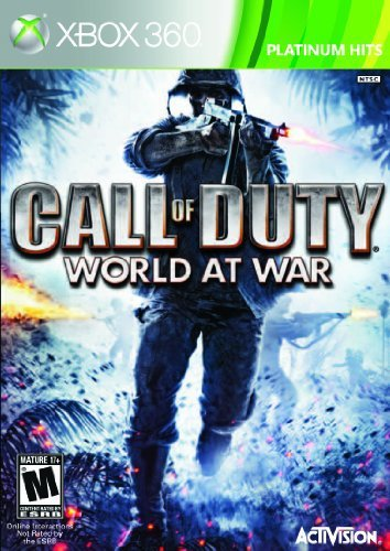 Call of Duty: World at War Platinum Hits - Xbox 360 (Best World War 2 Computer Games)