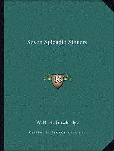 Book Seven Splendid Sinners