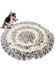 Dog Snuffle Mat Premium Hand Woven Blanket Training Feeding Pad for Small Large Dogs Cats Great for Stress Release
