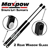Maxpow Qty (2) 4676 Compatible With Ford Expedition 1997 1998 1999 2000 2001 2002 Rear Window Lift supports, Struts, Dampers