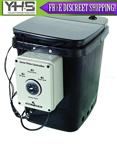 Active Aqua Grow Flow Ebb and Gro Controller Unit /2 pumps 7 G --P#EWT43 - Unit Controller