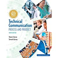 Technical Communication: Process and Product, MLA Update (9th Edition)
