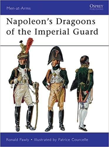 Book Napoleon's Dragoons of the Imperial Guard (Men-at-Arms)