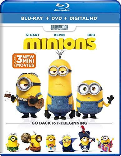 Minions (Blu-ray + DVD + DIGITAL HD)]()