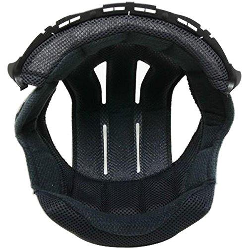 Shoei Hornet/VFX-DT Center Pad Off-Road Motorcycle Helmet Accessories - Black/Medium