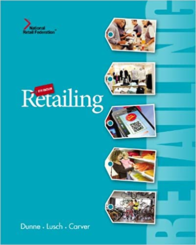 Amazon retailing ebook patrick m dunne robert f lusch retailing 8th edition kindle edition fandeluxe Gallery