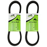 Arctic Cat New OEM Snowmobile Drive Belt 0627-083 - 2 Pack