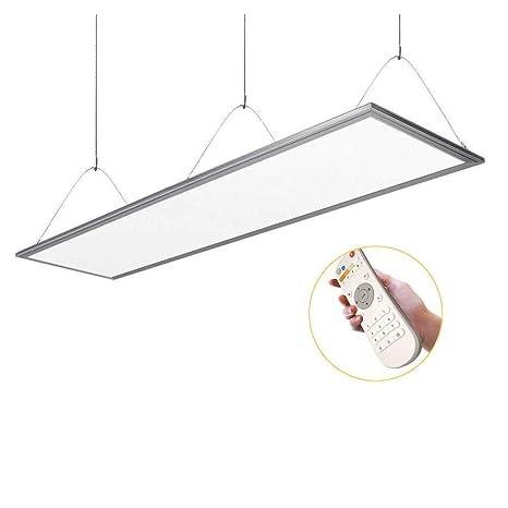 EDYSAN Lámpara de Techo Panel LED Plafón de Techo de Cambio ...