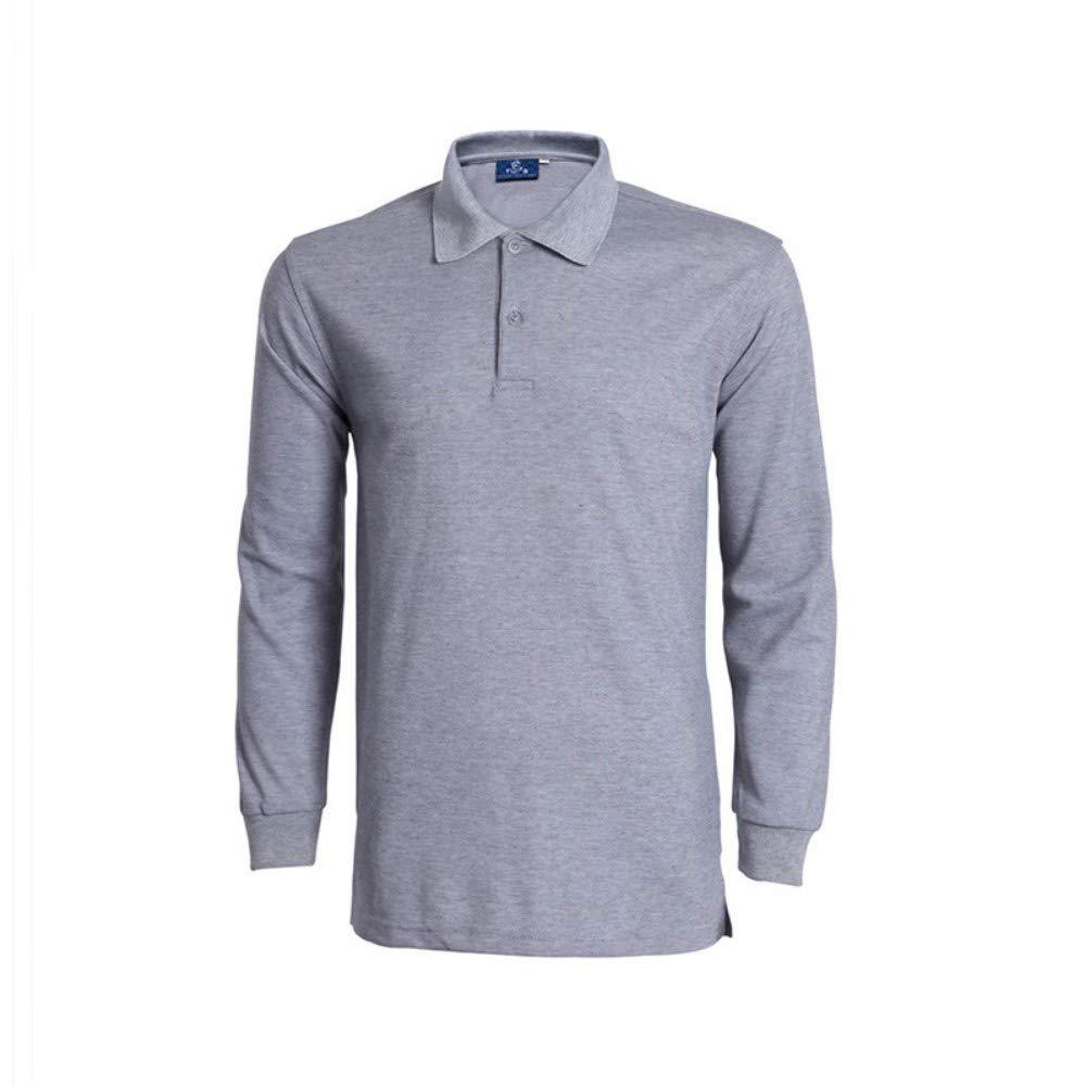 NISHIPANGZI Moda Polo Polo Hombre Slim Fit Nuevas Camisetas de ...