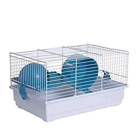 VOLTREGA Jaula Hamster Vol 914 Simple 1 Unidad 500 g: Amazon.es ...