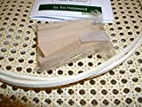 Pressed Cane Webbing Kit, Contains a