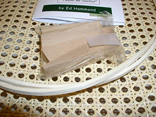 Chair Caning Cane Caned Seat Replacement Repair Kit