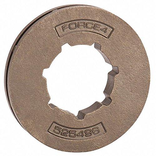 ICS 525496 Drive Sprocket Fits 695 Gas Saws, F4 Series by ICS