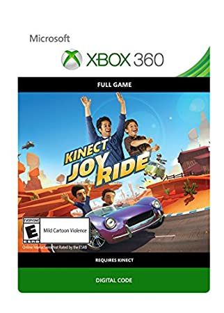 Kinect Joyride - Xbox 360 Digital Code