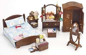 Sylvanian Families - Habitación de matrimonio para casa de muñecas