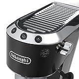 De'Longhi Dedica 5-Bar Pump Espresso Machine, Black
