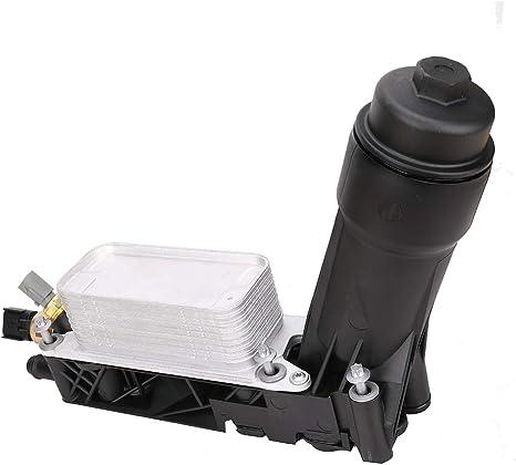 Amazon.com: 5184294AE - Adaptador de filtro de aceite de ...