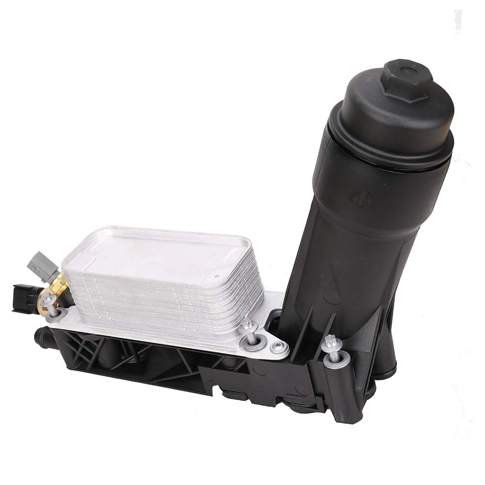 5184294AE Oil Filter Adapter Housing Assembly for 2011 2012 2013 Chrysler Dodge Jeep 3.6L V6