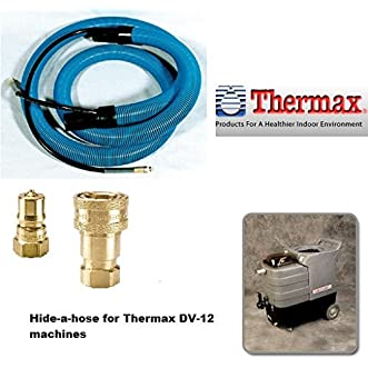 Thermax Therminator DV-12 25  Hide a Hose with Fittings