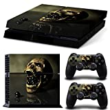 Consoles Ps4 Best Deals - Vinyl Decal Protective Skin Cover Sticker for Sony PS4 Console And 2 Dualshock Controllers #7
