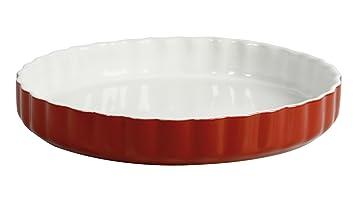 Obstkuchenform keramik