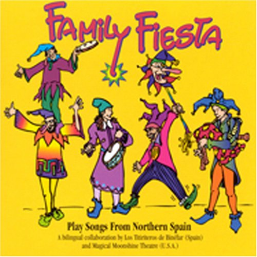 Family Fiesta: Plays Songs From Northern Spain                                                                                                                                                                                                                                                    <span class=