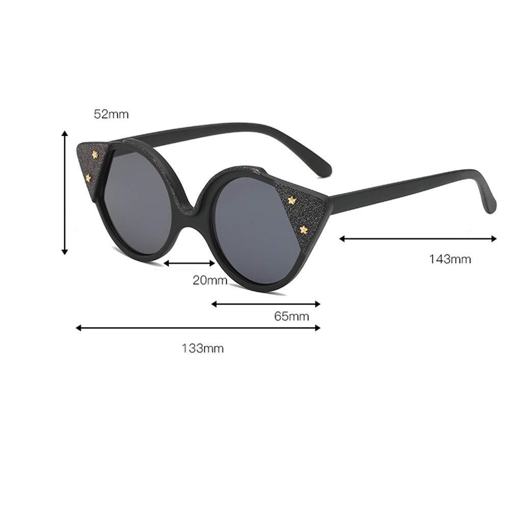 Dream-mimi Man Women Irregular Shape Sunglasses Glasses Vintage Eyewear Retro Sunglass Eyeglass Eye Protection UV
