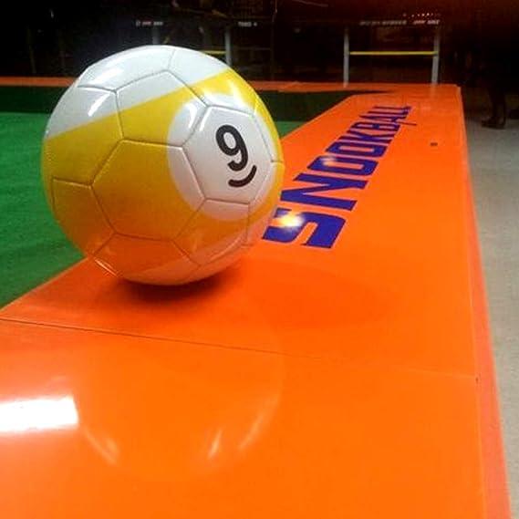 Amazon.com: Juego de 16 balones de billar Gaint Snookball ...