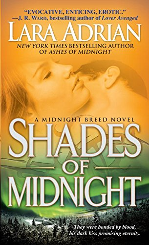 book cover of Shades of Midnight