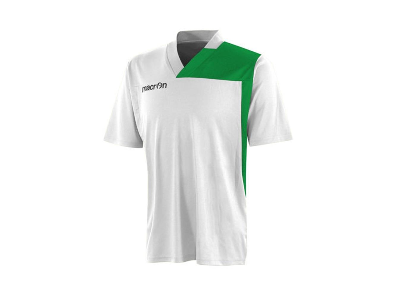 ATELIER DEL RICAMO Camiseta Fútbol Manga Corta Macron Perseus: Amazon.es: Deportes y aire libre