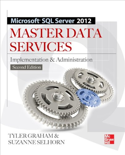 Microsoft SQL Server 2012 Master Data Services 2/E Pdf
