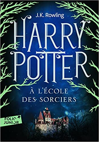 Buy Harry Potter A L Ecole Des Sorciers Folio Junior Ed Book
