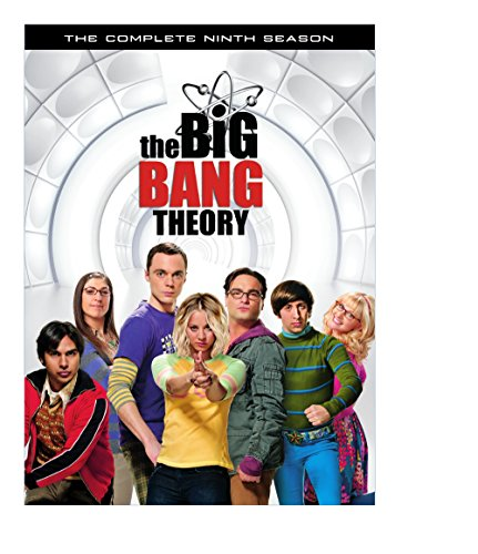 DVD : The Big Bang Theory: Season 9