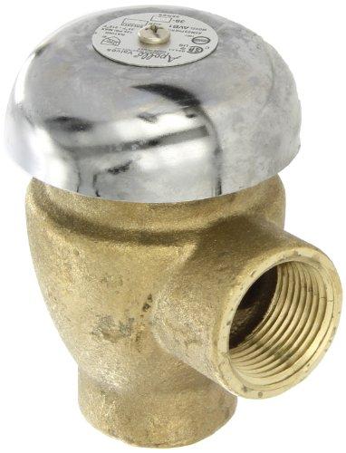 Apollo 3810501 Bronze Atmospheric Type Vacuum Breaker, 1