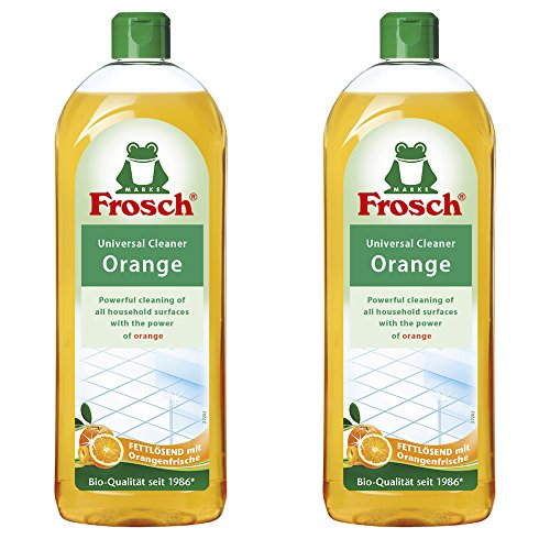 Frosch Natural Orange Universal All Purpose Cleaner Concentr