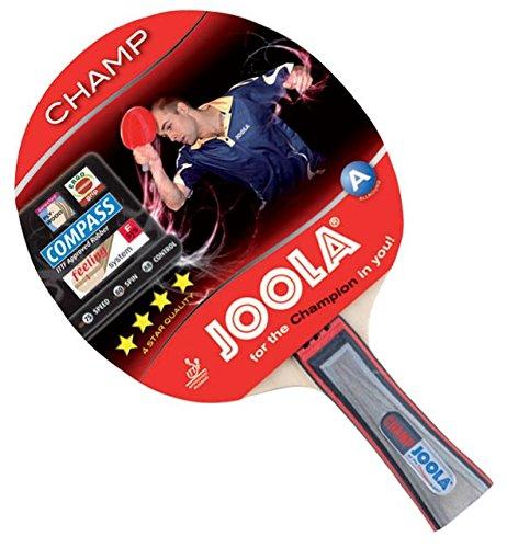 Amazon Com Joola Champ Recreational Table Tennis Racket Champion