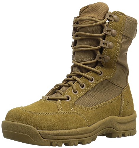 "Danner Men's Tanicus 8"" Coyote Military & Tactical Boot, 4.5 D US"