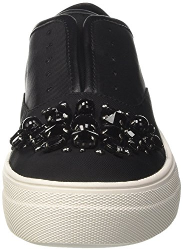 Steve Madden Damen Passion Sneakers Schwarz (Black Fabric) ...