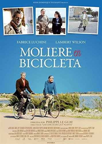 Moliere en bicicleta [DVD]: Amazon.es: Fabrice Luchini, Lambert ...