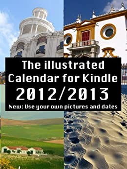 The Illustrated Calendar 2012 / 2013 for Kindle by [Matting, Matthias]