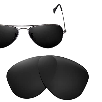 56f0691981 Cofery Replacement Lenses for Ray-Ban Aviator RB3044 52mm Sunglasses -  Multiple Options Available (