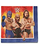 American Greetings WWE Lunch Napkins