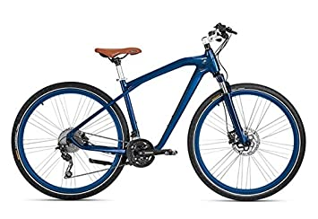 Bmw Cruise Bike Bicycle In Aqua Pearl Blue Silver Size M Amazon