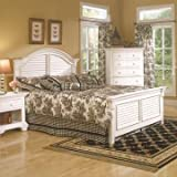 Cottage Traditions 6510 Panel Bed – Full