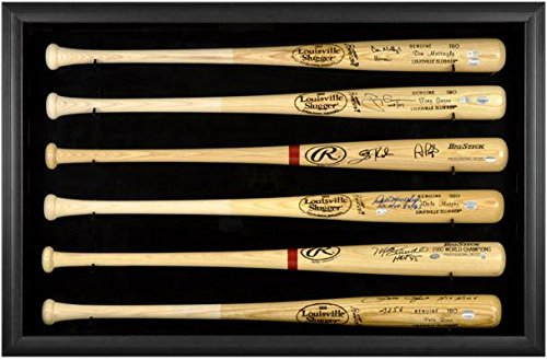 6 baseball bat display case - 5
